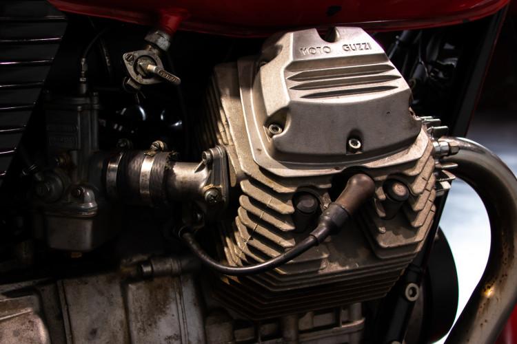 1981 MOTO GUZZI V35 II 12