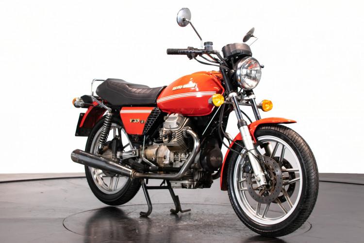 1981 MOTO GUZZI V35 II 3
