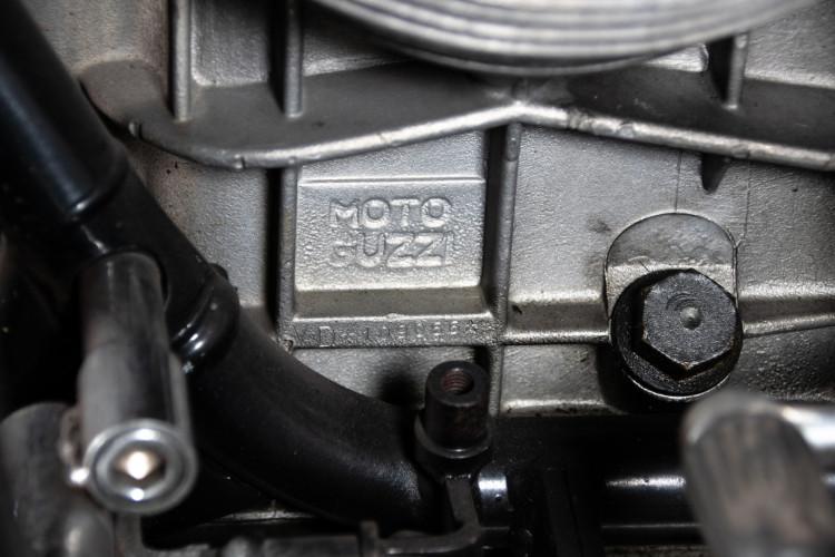 1978 Moto Guzzi 850 VD 73 23