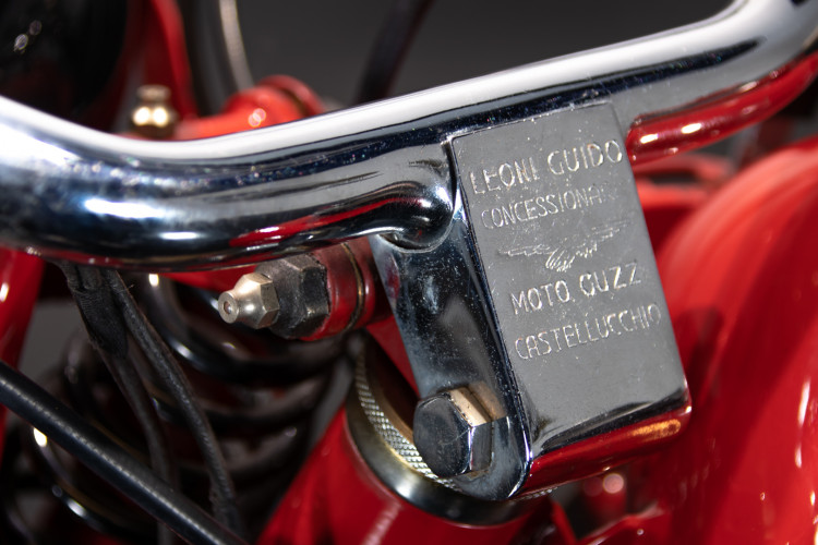 1952 Moto Guzzi 65 15