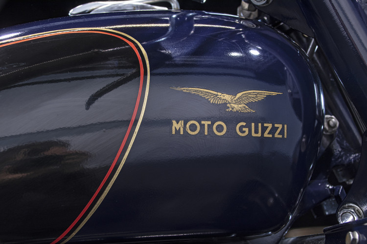 1952 Moto Guzzi Airone 250 15