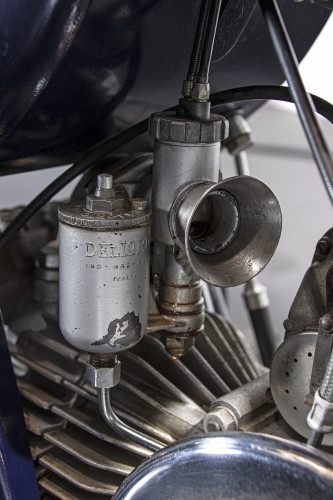 1952 Moto Guzzi Airone 250 19