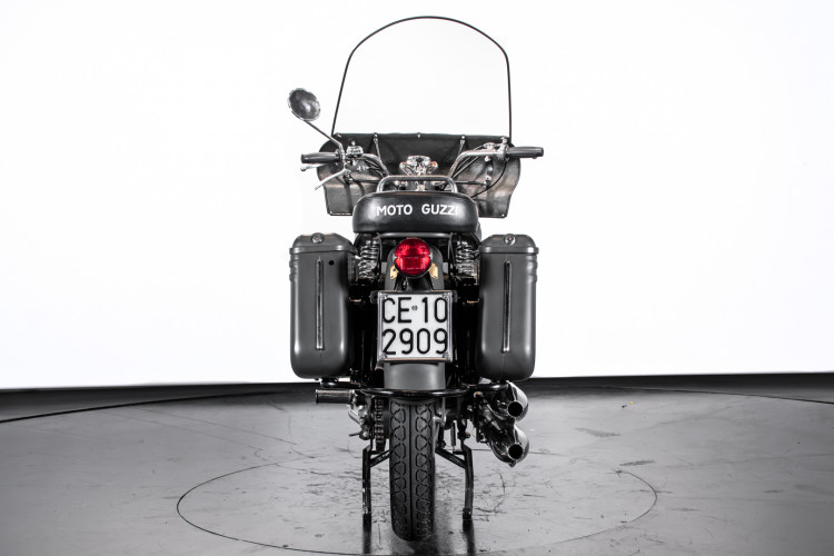 1975 Moto Guzzi Nuovo Falcone 500 3