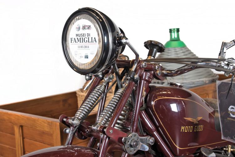 1932 Moto Guzzi Sport 15 Moto Carro 7