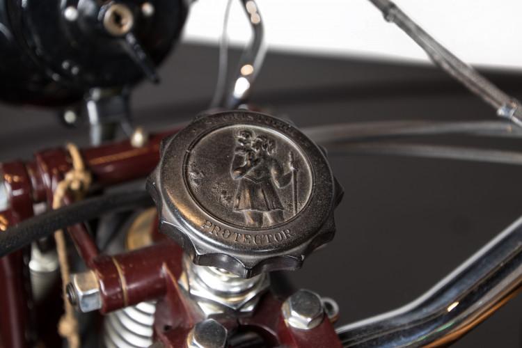 1932 Moto Guzzi Sport 15 Moto Carro 18