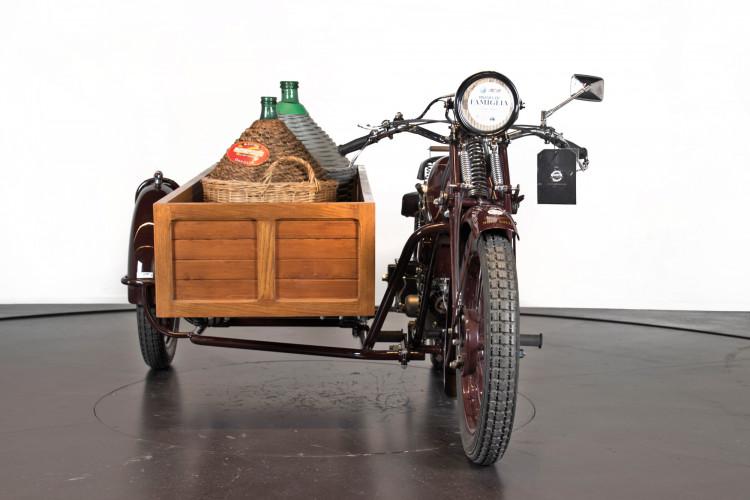 1932 Moto Guzzi Sport 15 Moto Carro 3