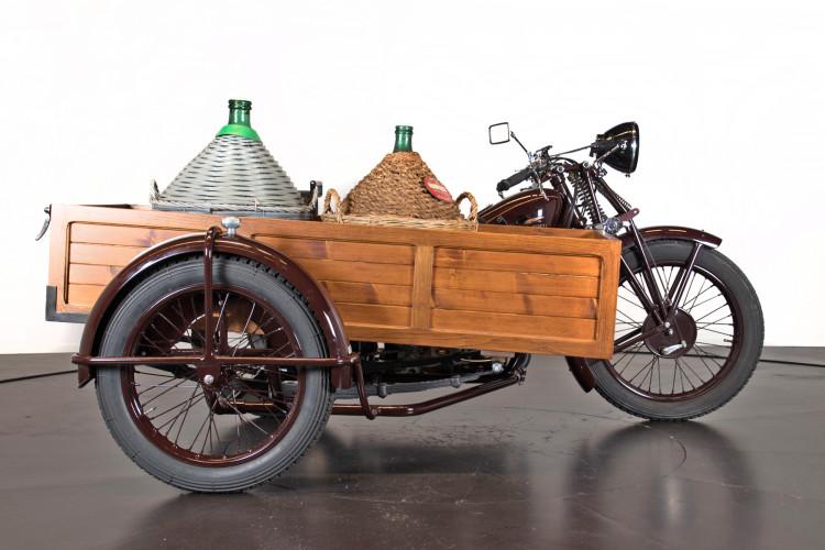 1932 Moto Guzzi Sport 15 Moto Carro 8