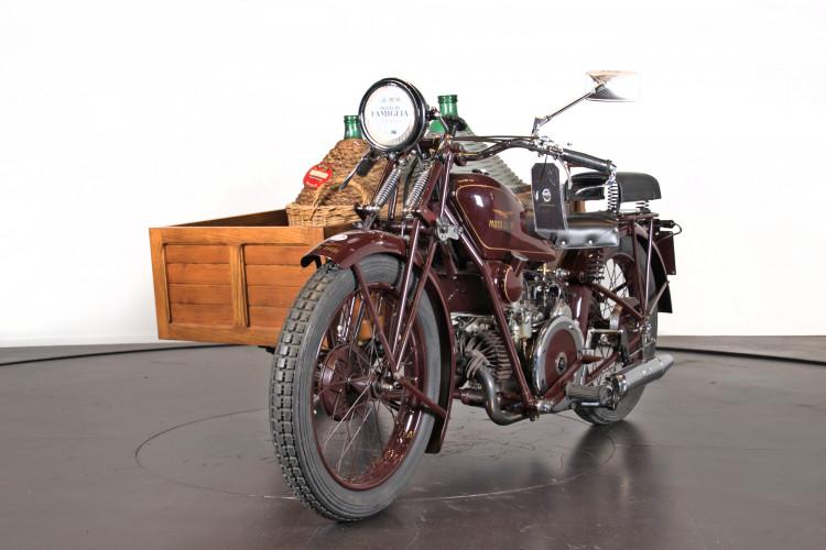 1932 Moto Guzzi Sport 15 Moto Carro 1