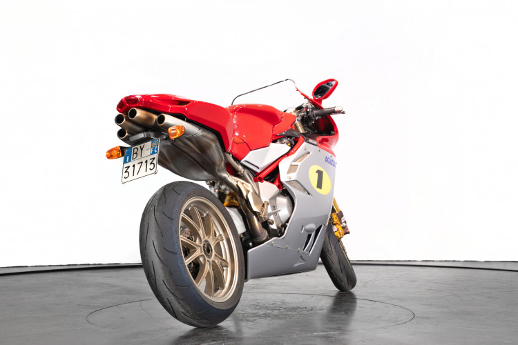 "2004 MV Agusta F4 AGO ""Limited Edition"" 5"