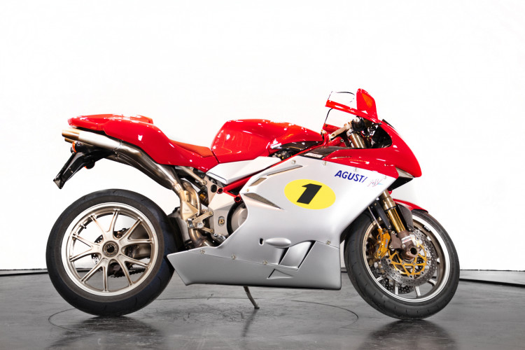 "2004 MV Agusta F4 AGO ""Limited Edition"" 4"