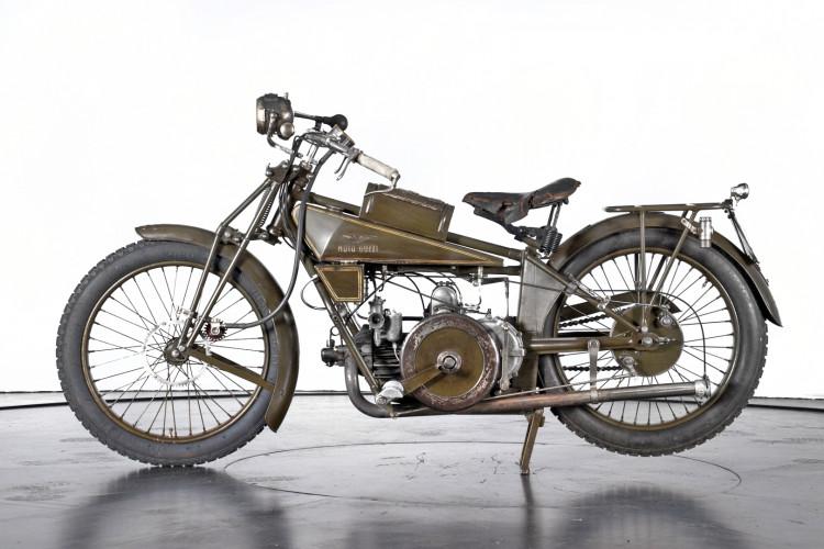 1924 Moto Guzzi 500 Normale 0
