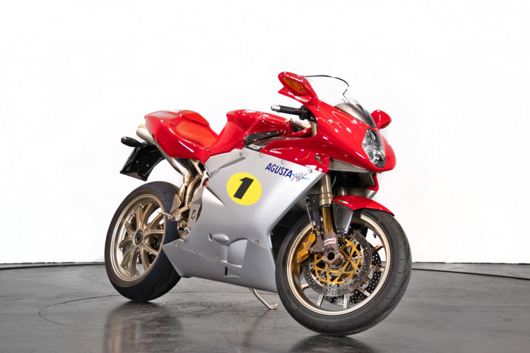 "2004 MV Agusta F4 AGO ""Limited Edition"" 3"