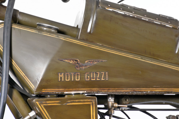 1924 Moto Guzzi 500 Normale 8