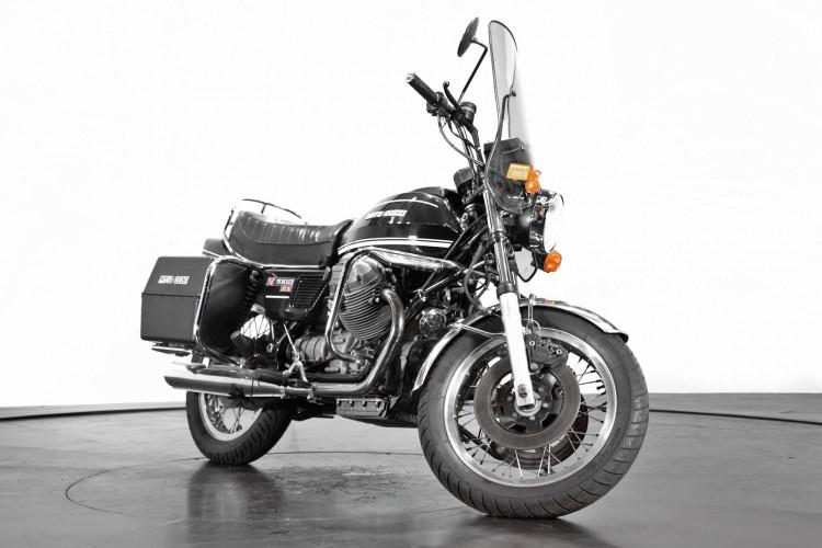 1978 Moto Guzzi V1000 G5 3