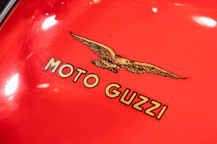 1950 Moto Guzzi 250 9