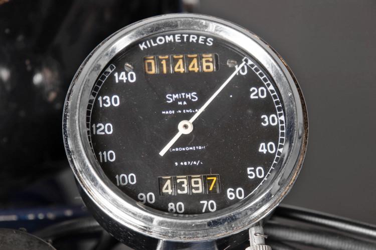 1961 Moto Guzzi 500 FS 13