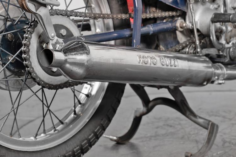 1961 Moto Guzzi 500 FS 14