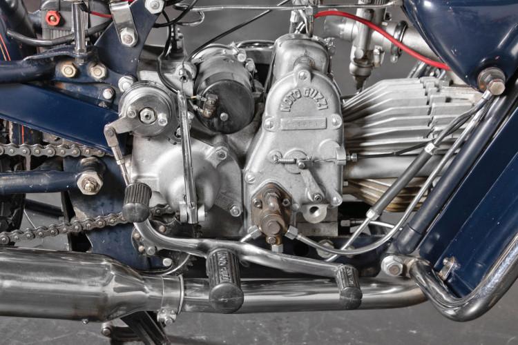1961 Moto Guzzi 500 FS 16