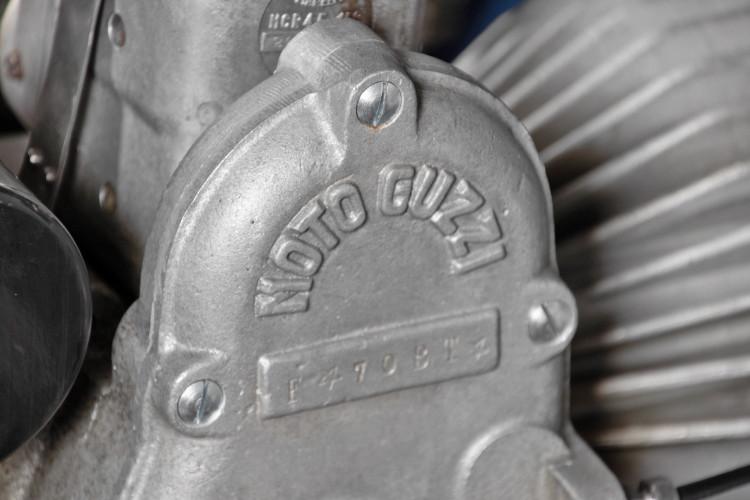 1961 Moto Guzzi 500 FS 17