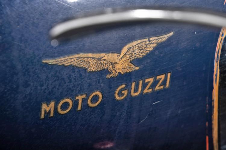 1961 Moto Guzzi 500 FS 7