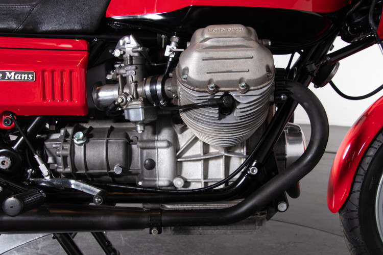 1977 Moto Guzzi 850 Le Mans 17