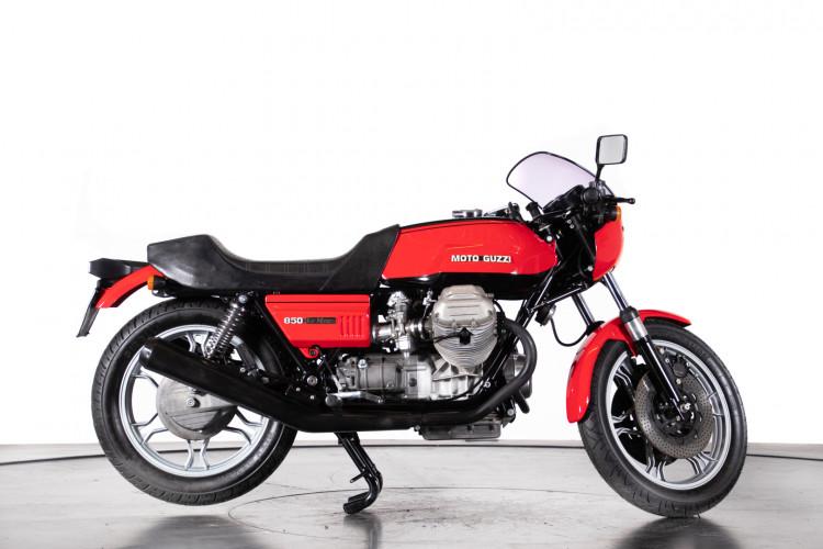 1977 Moto Guzzi 850 Le Mans 2