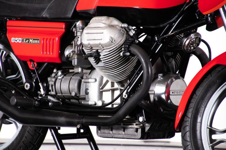 1977 Moto Guzzi 850 Le Mans 6