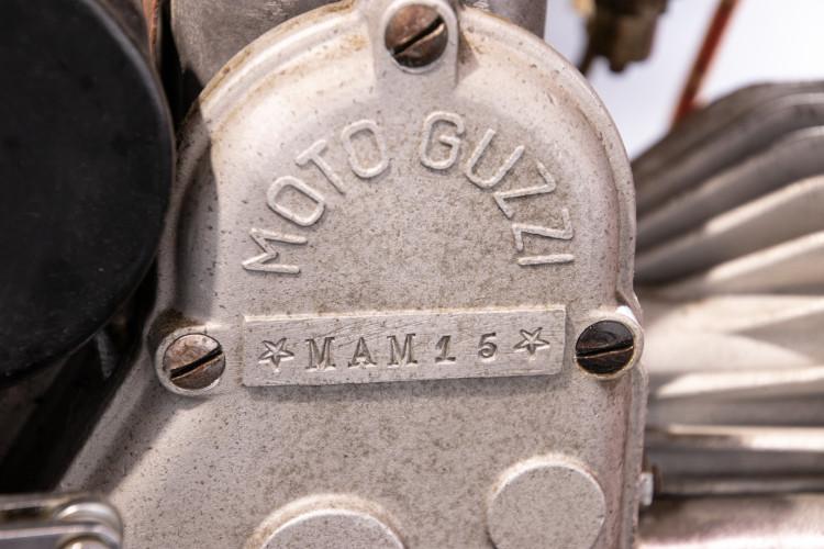 1954 Moto Guzzi Airone Sport 250 14