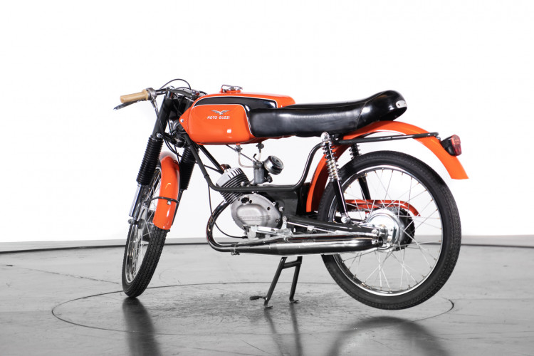 1969 MOTO GUZZI DINGO SUPER 49 9