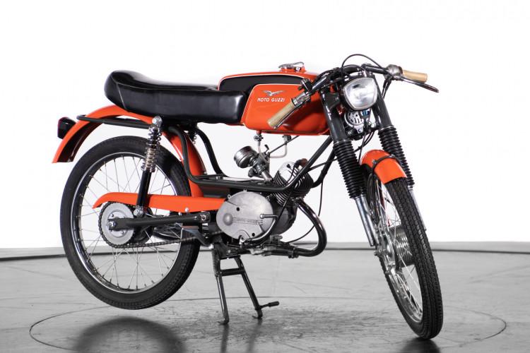 1969 MOTO GUZZI DINGO SUPER 49 7
