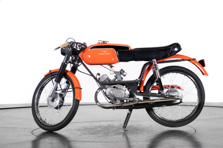 1969 MOTO GUZZI DINGO SUPER 49 8
