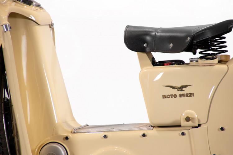 1953 Moto Guzzi Galletto 175 6