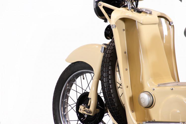 1953 Moto Guzzi Galletto 175 5