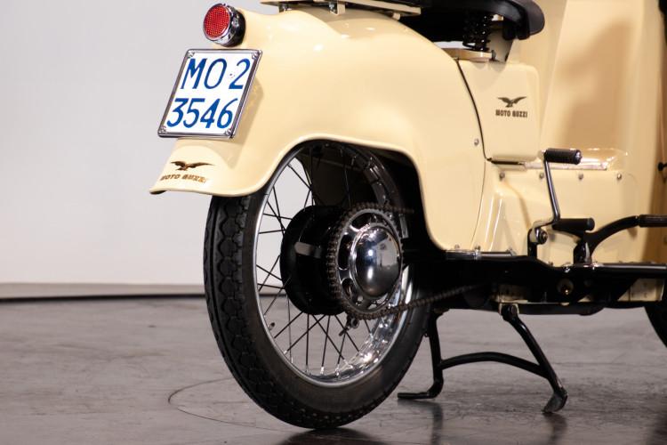 1953 Moto Guzzi Galletto 175 13