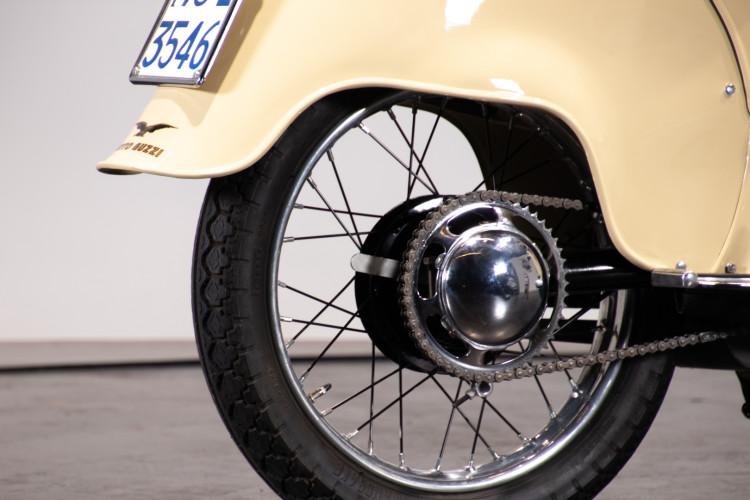 1953 Moto Guzzi Galletto 175 14