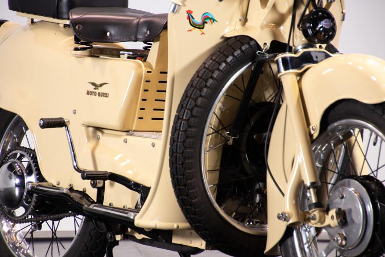 1953 Moto Guzzi Galletto 175 15