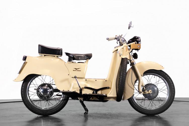 1953 Moto Guzzi Galletto 175 3