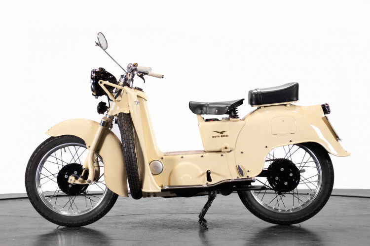 1953 Moto Guzzi Galletto 175 0