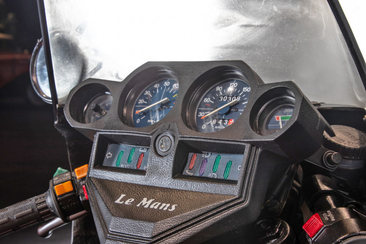 1979 Moto Guzzi 850 Le Mans II 11
