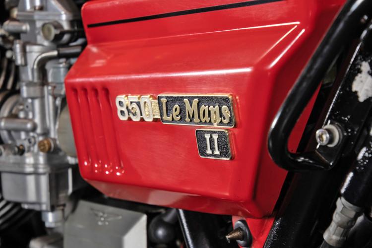 1979 Moto Guzzi 850 Le Mans II 15