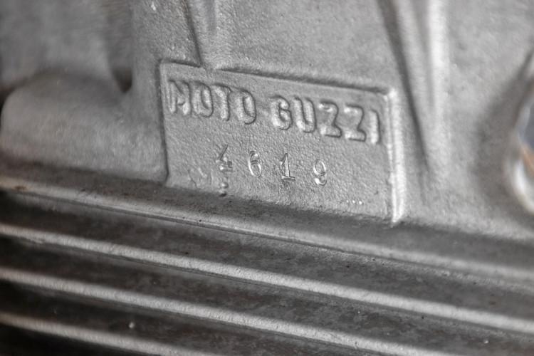 1969 Moto Guzzi V7 pre serie 18