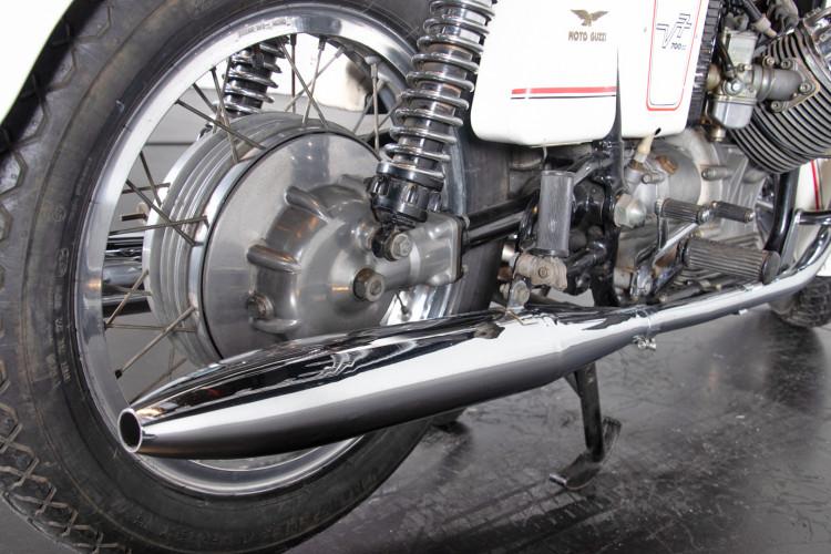 1969 Moto Guzzi V7 pre serie 20