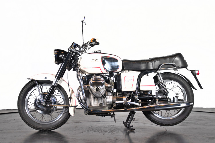 1969 Moto Guzzi V7 pre serie 0