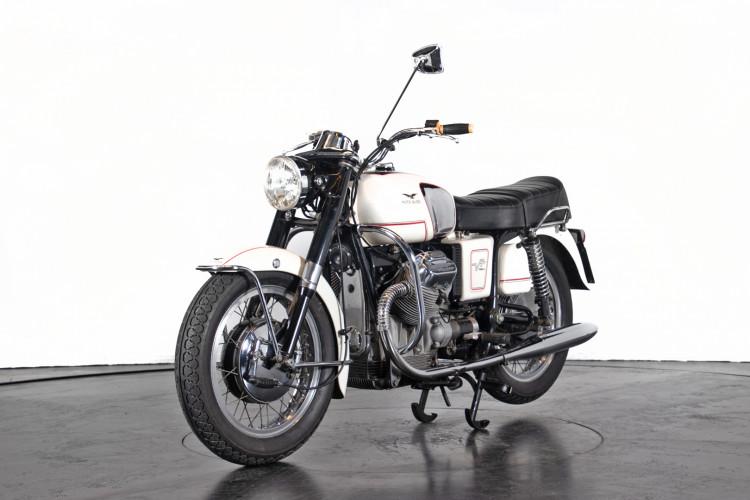 1969 Moto Guzzi V7 pre serie 1
