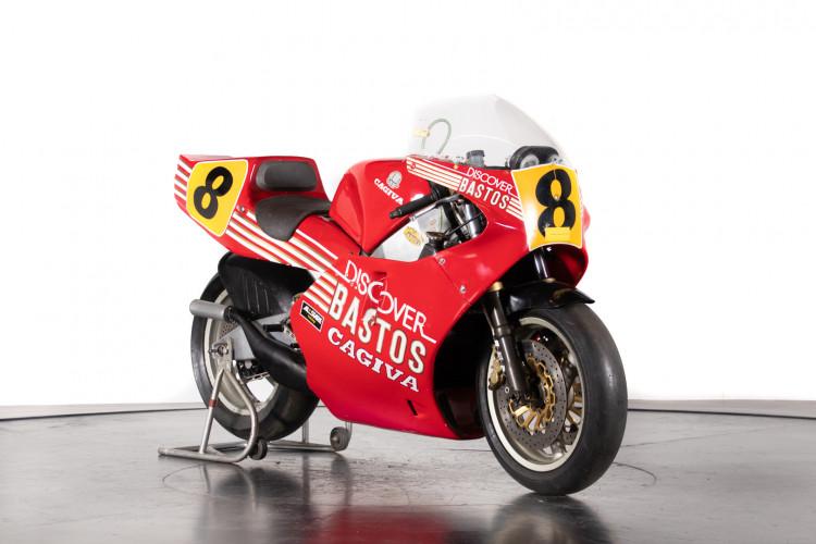 1987 Cagiva 500 GP 4