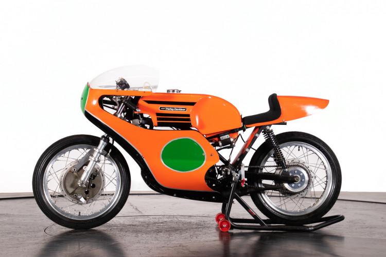 1974 HARLEY DAVIDSON 250 RR 1