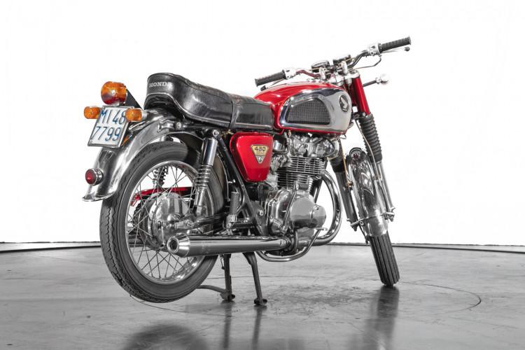 1970 Honda CB 450 5
