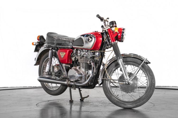 1970 Honda CB 450 3