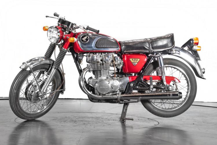 1970 Honda CB 450 0