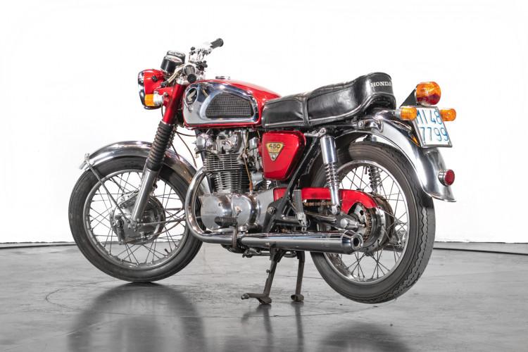 1970 Honda CB 450 7